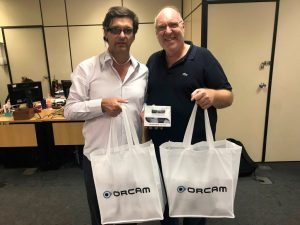 Prefeitura de São Paulo acaba de adquirir 15 dispositivos OrCam MyEye.