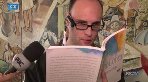 Confira a matéria do Balanço Geral Florianópolis sobre a inclusão de pessoas com deficiência visual nas bibliotecas com o OrCam MyEye