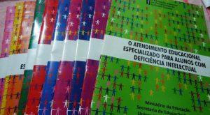 Coleção gratuita sobre educação especial