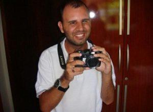 Fotografo com Baixa Visão
