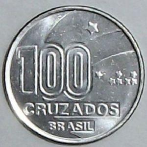 Você sabia que as estrelas nas moedas de Cruzeiro eram sinais em braile?