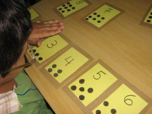 Práticas pedagógicas para o ensino de pessoas com deficiência visual