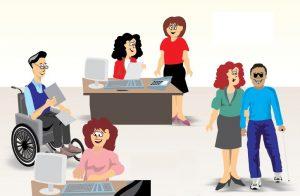 O trabalho como ferramenta para inclusão da pessoa com deficiência